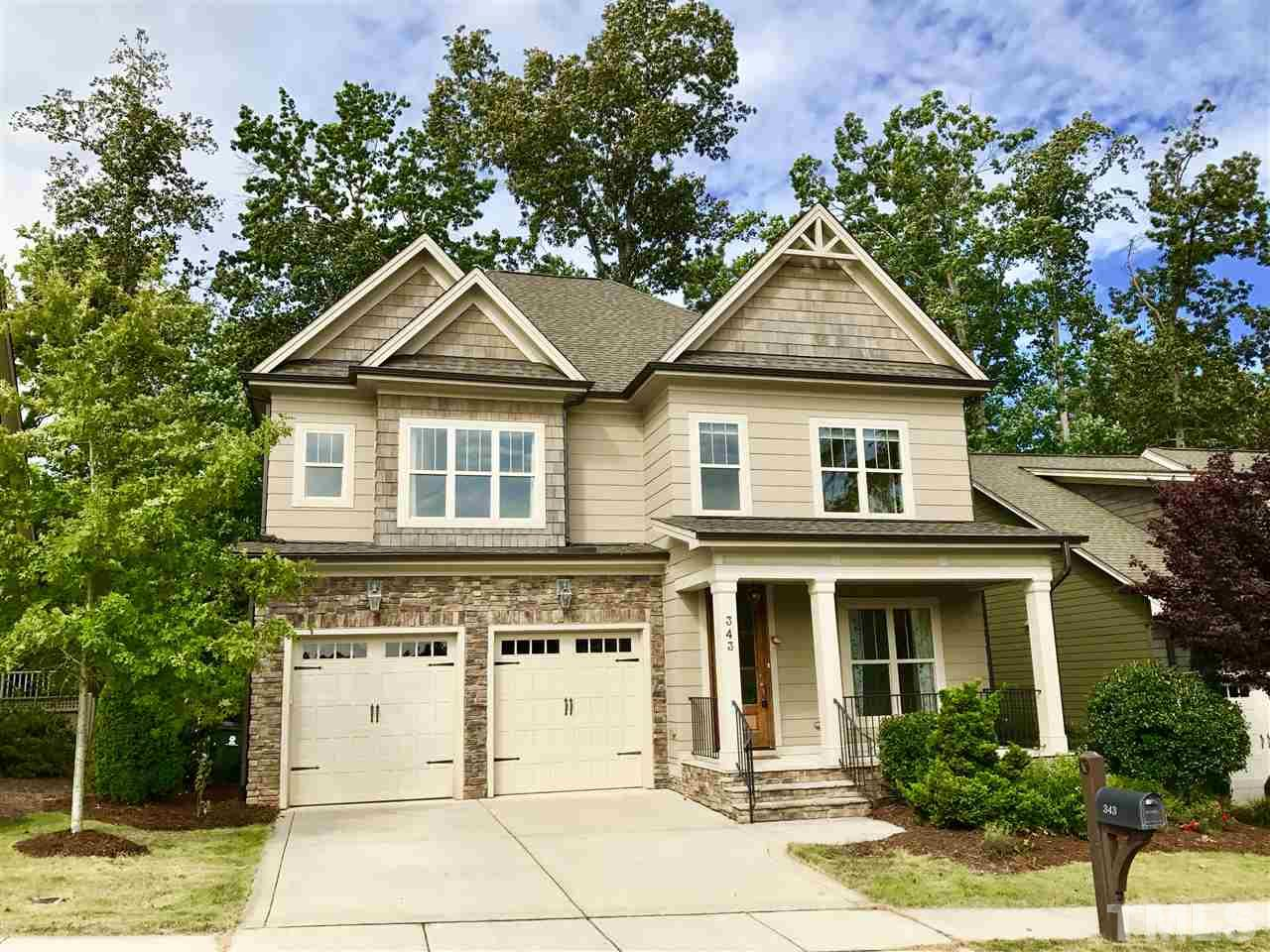 343 Dark Forest Drive, Chapel Hill, NC