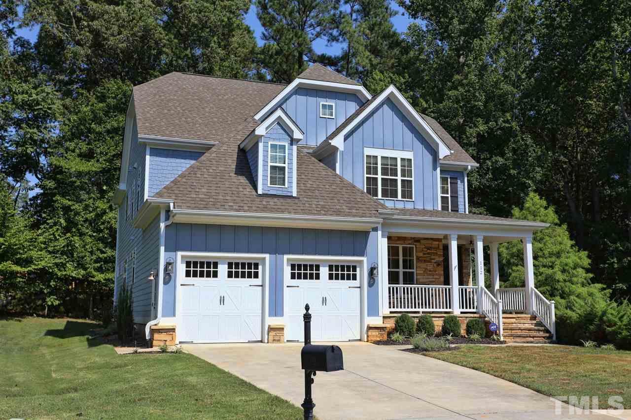 Avalon Park Chapel Hill, NC home for sale