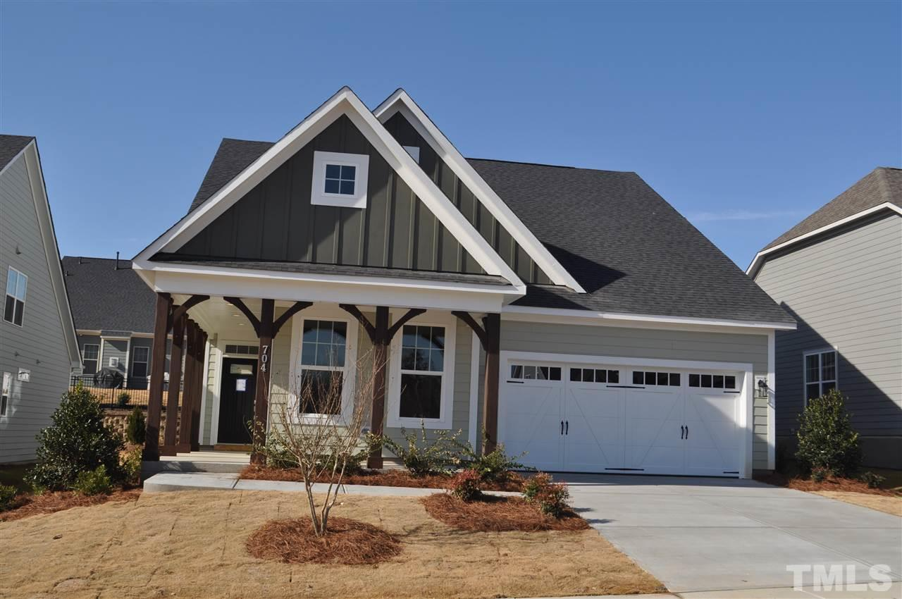 Property for sale at 704 Wildflower Ridge Road, Wake Forest,  NC 27587