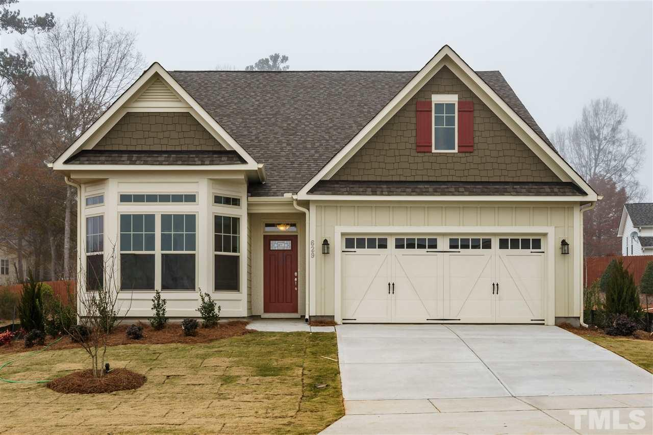 Property for sale at 629 Summertime Fields Lane, Wake Forest,  NC 27587