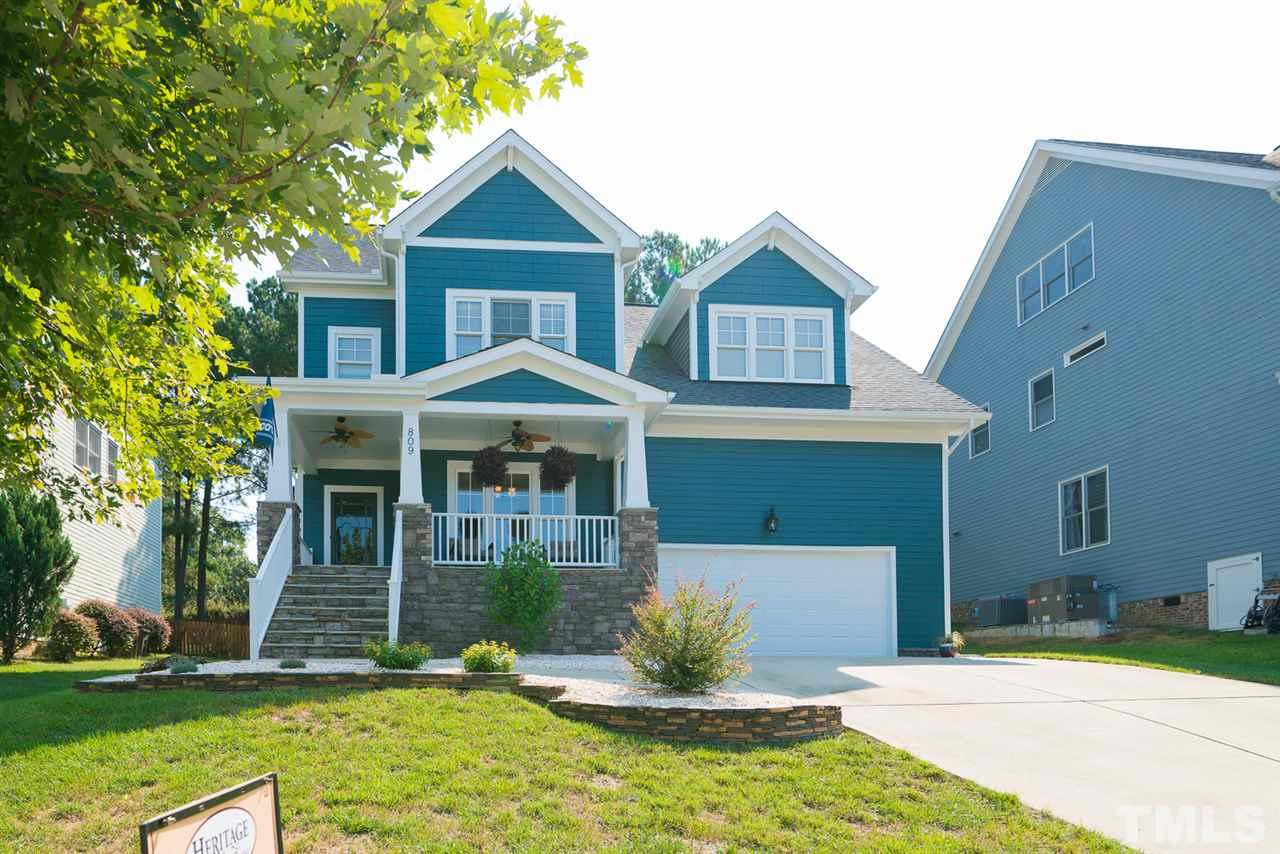 Property for sale at 809 Stroud Circle, Wake Forest,  NC 27587