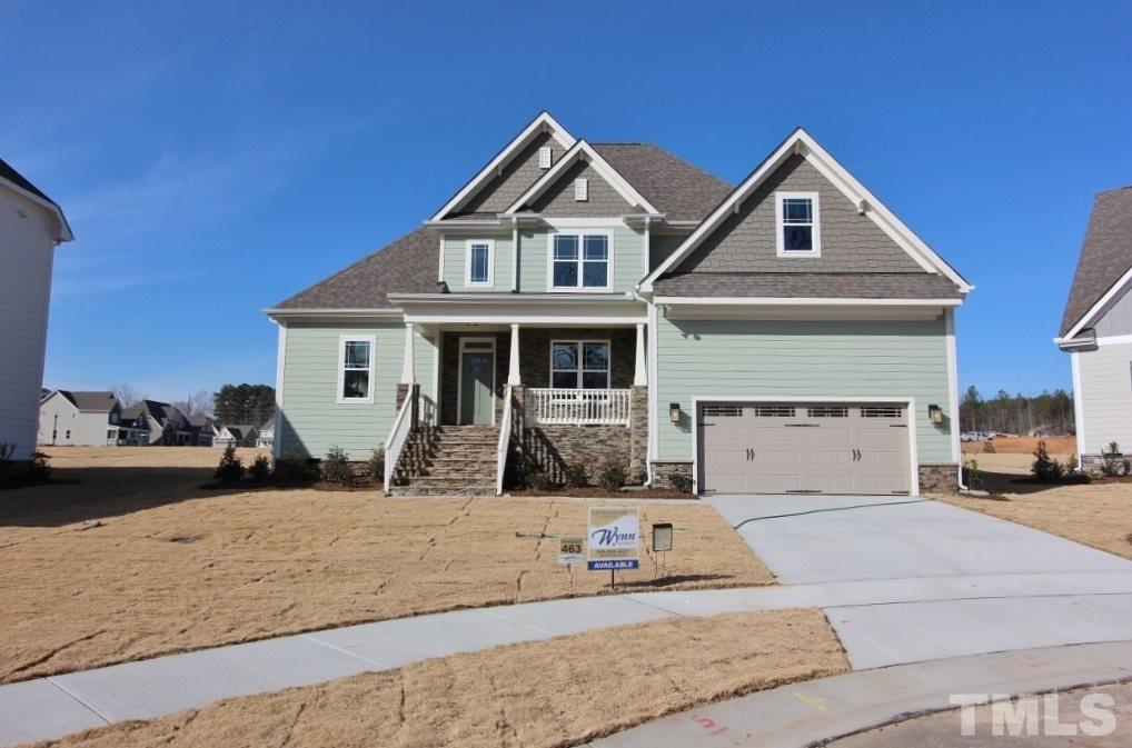 Property for sale at 1009 Goldfinch Nest Court, Wake Forest,  NC 27587