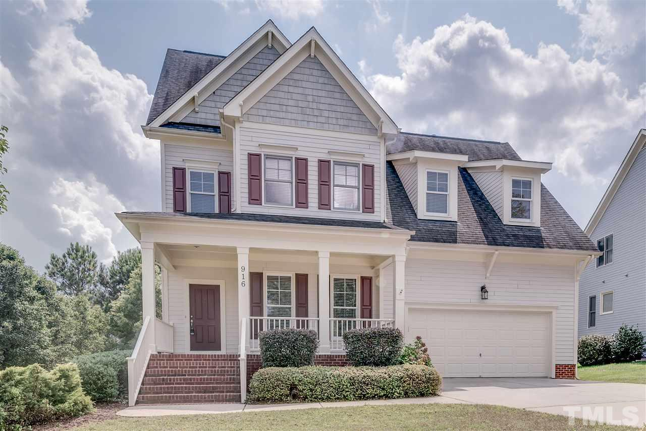 Property for sale at 916 Heritage Greens Drive, Wake Forest,  NC 27587