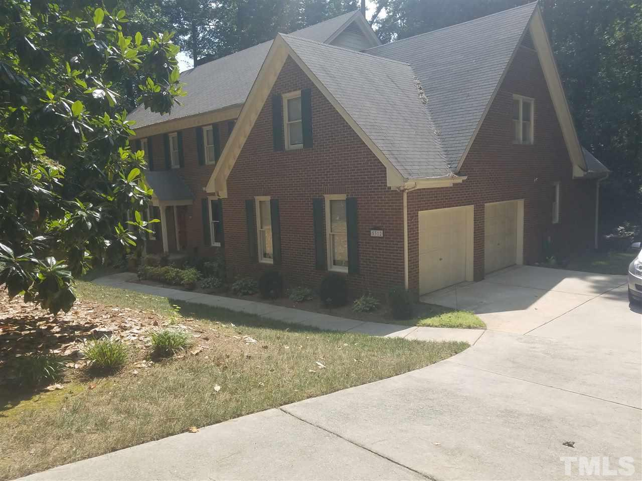 5312 Bent Leaf Drive, Raleigh, NC 27606