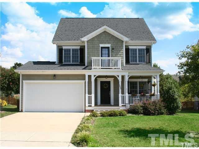 Property for sale at 1033 Heritage Greens Drive, Wake Forest,  NC 27587