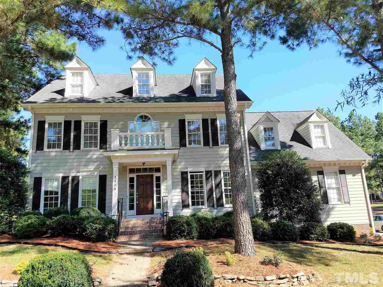 Property for sale at 1404 Heritage Club Avenue, Wake Forest,  NC 27587