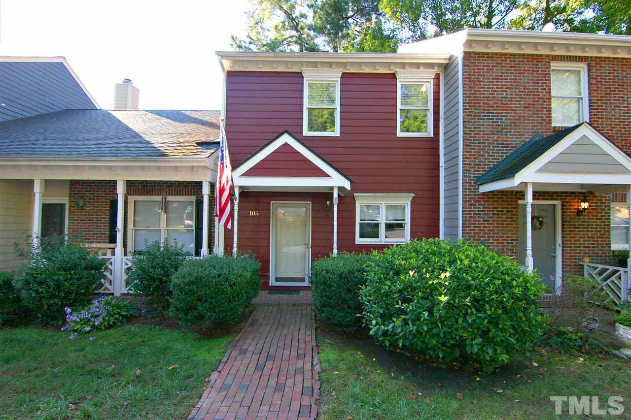 105 STRASS COURT, CARY, NC 27511