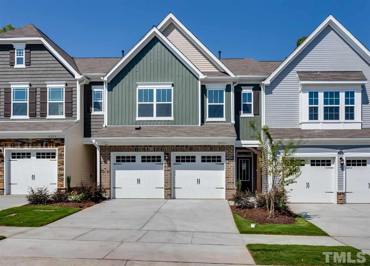 Phillips Place Homes For Sale in Cary,NC-Phillips Place Cary Real ...