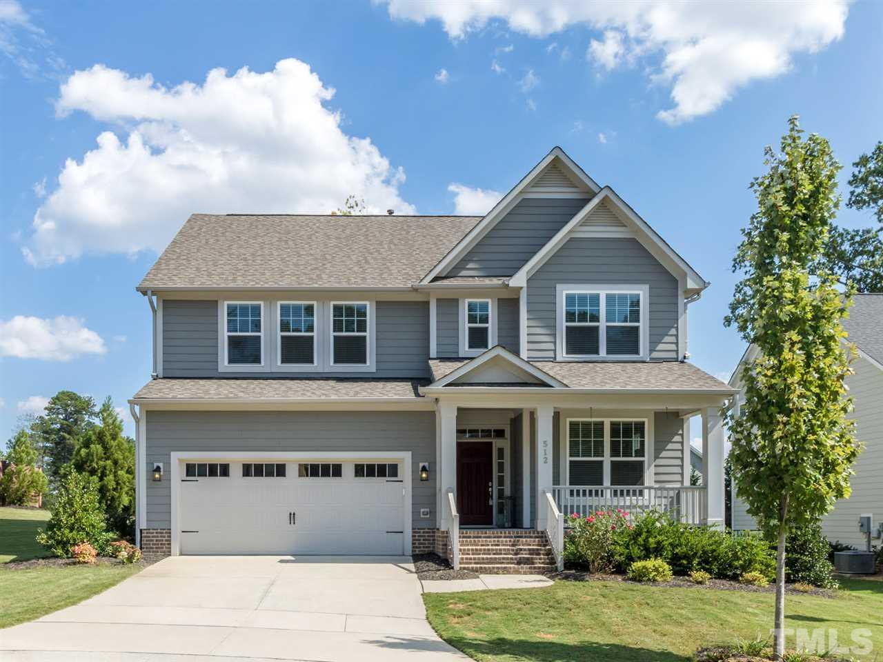 Property for sale at 512 Chestnut Grove Court, Wake Forest,  NC 27587