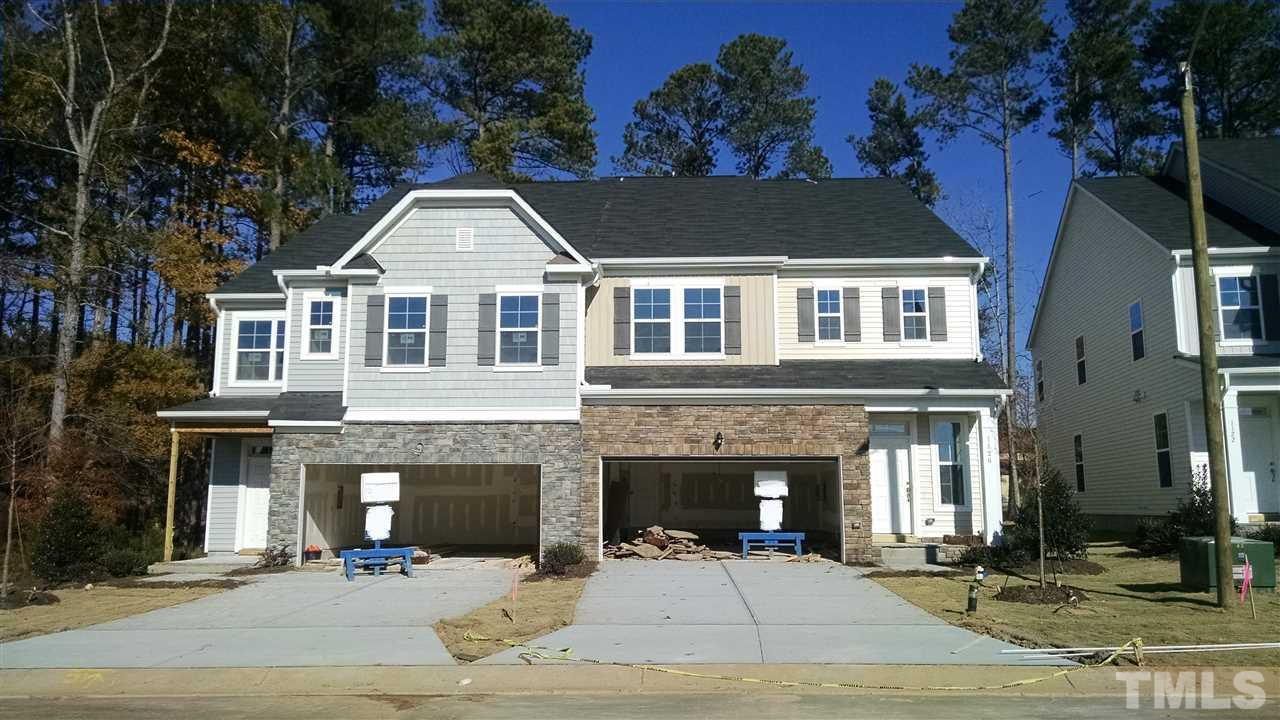 1128 Southpoint Trail Durham - 1