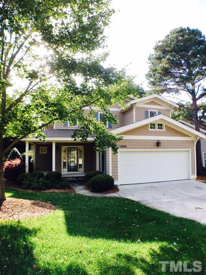 Property for sale at 1408 Sky Hill Place, Wake Forest,  NC 27587