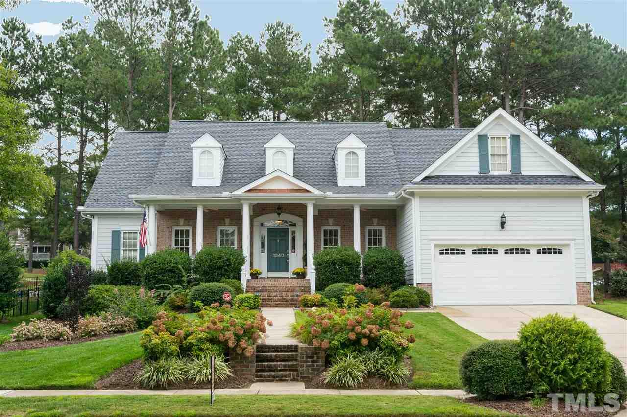 Property for sale at 1340 Heritage Club Avenue, Wake Forest,  NC 27587