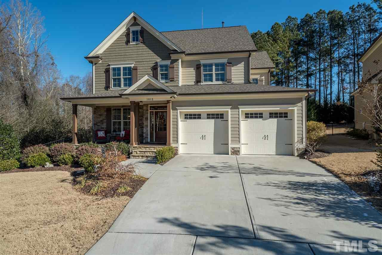 Property for sale at 1012 Shasta Daisy Drive, Wake Forest,  NC 27587
