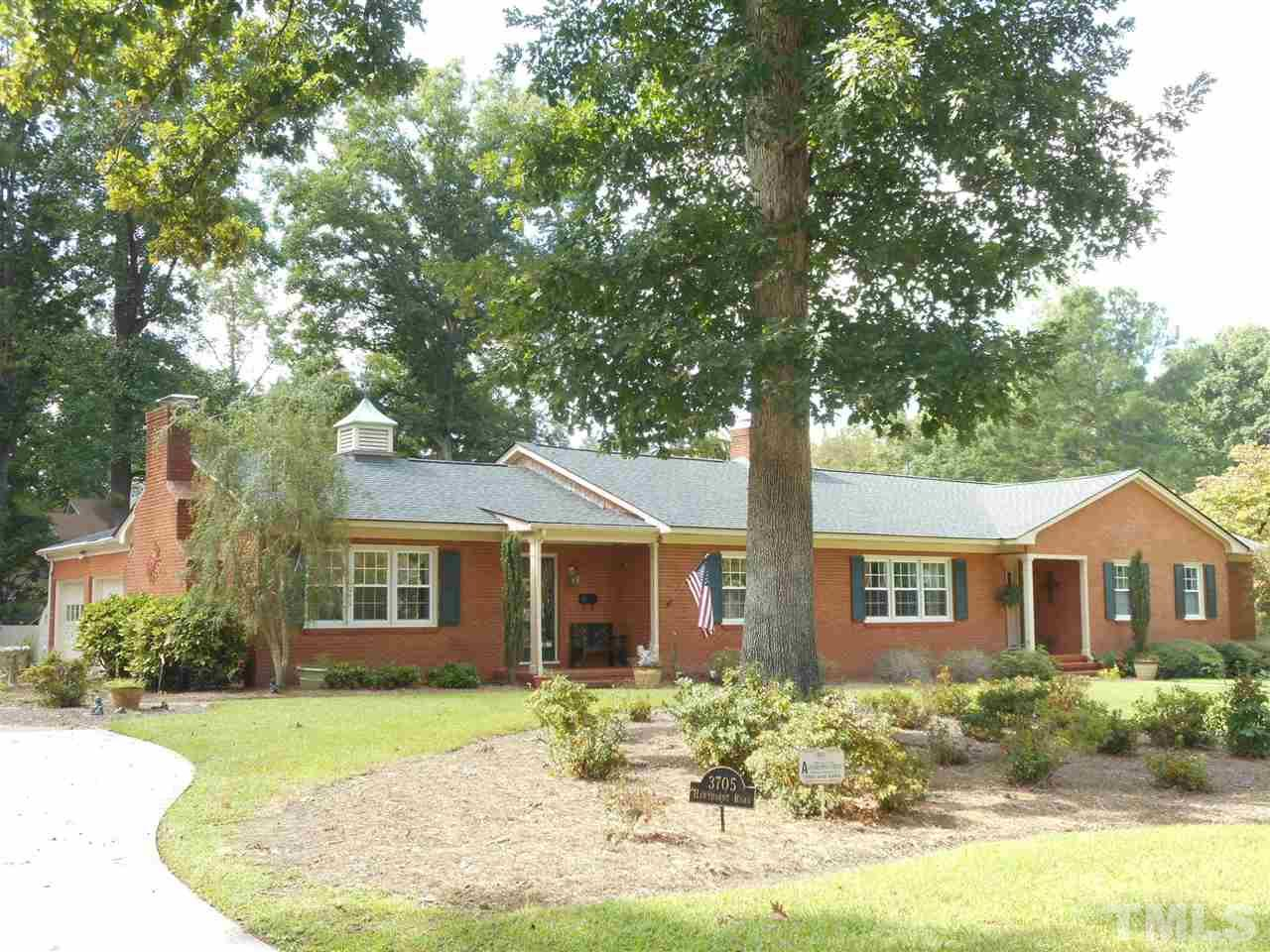 Property for sale at 3705 Hawthorn Road, Rocky Mount,  NC 27804