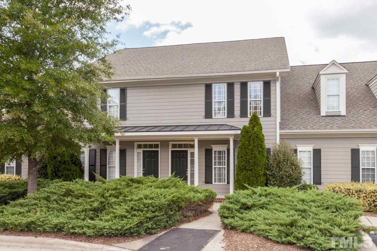 Property for sale at 766 Parkside Townes Court, Wake Forest,  NC 27587