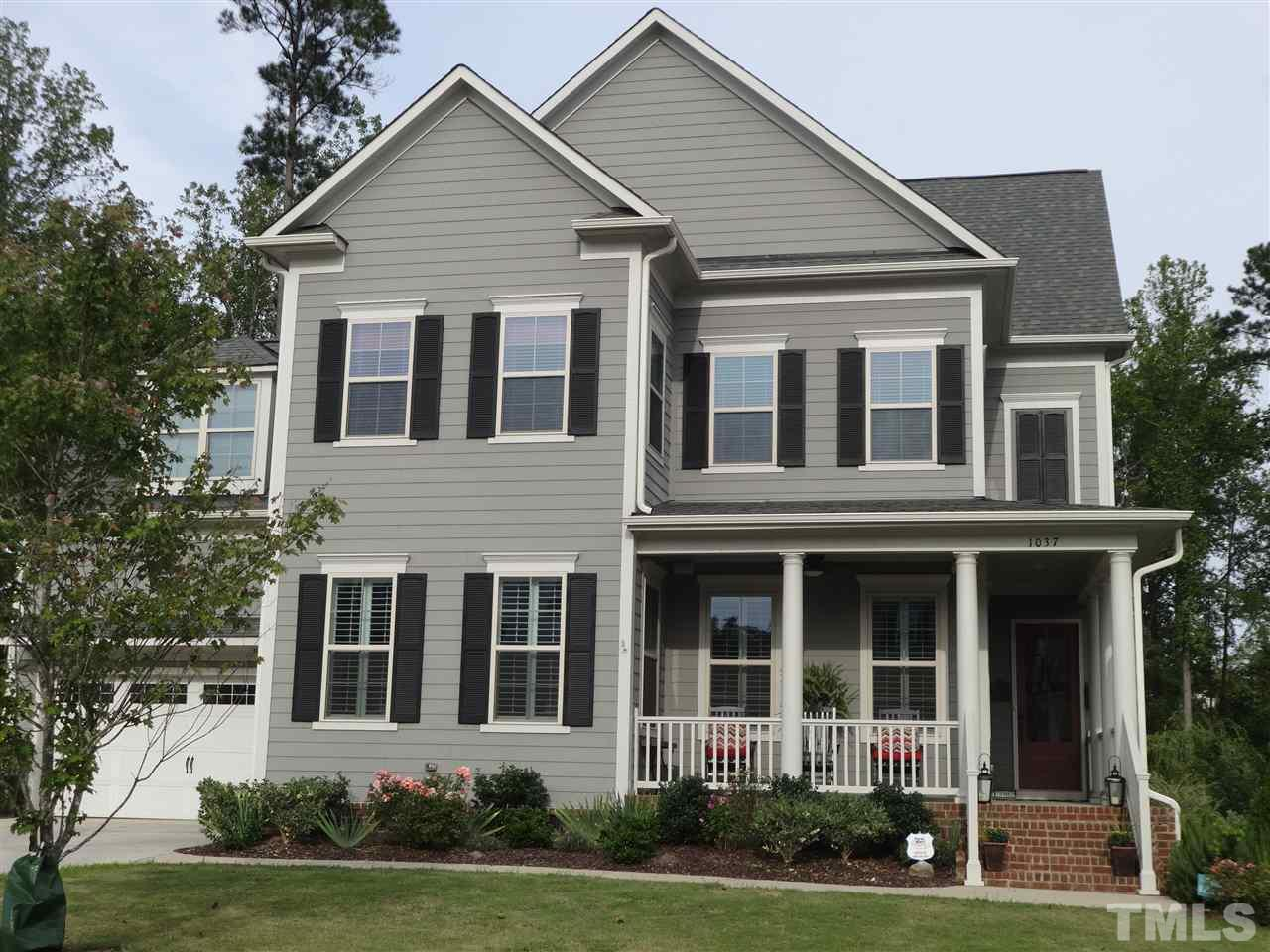 Property for sale at 1037 Woodland Grove Way, Wake Forest,  NC 27587
