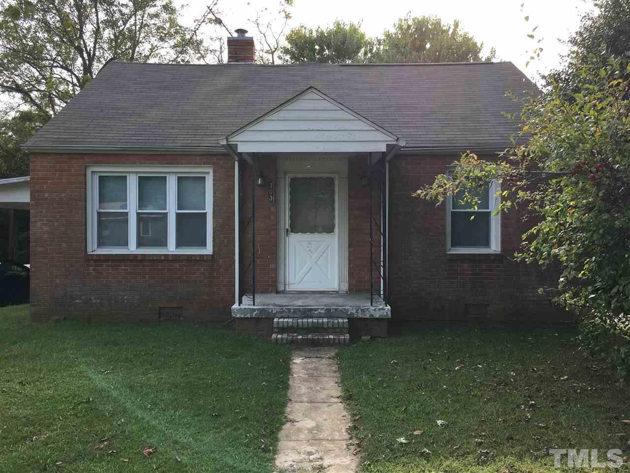303 Burch Avenue Roxboro - 1