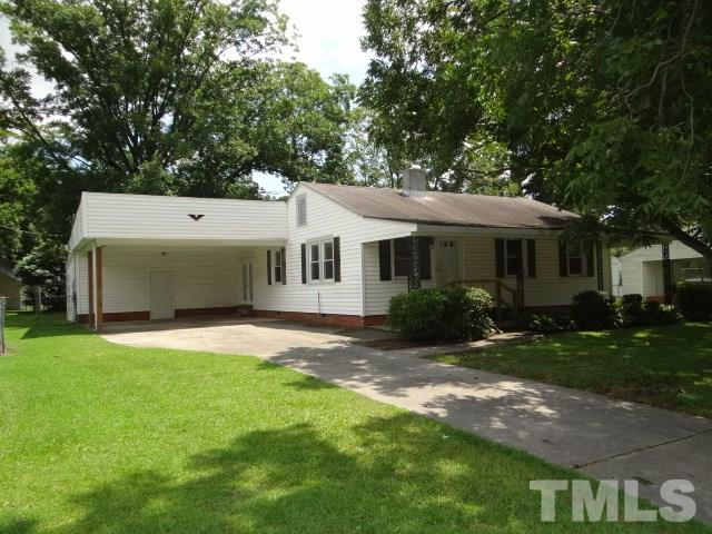 Property for sale at 1409 Mercer Street, Wilson,  NC 27893