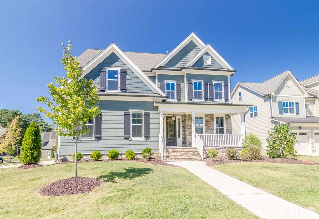 Property for sale at 227 Traditions Garden Lane, Wake Forest,  NC 27587