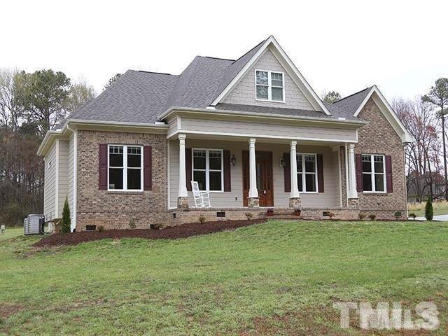 Property for sale at 88 Stonewood Loop Lane, Henderson,  NC 27537