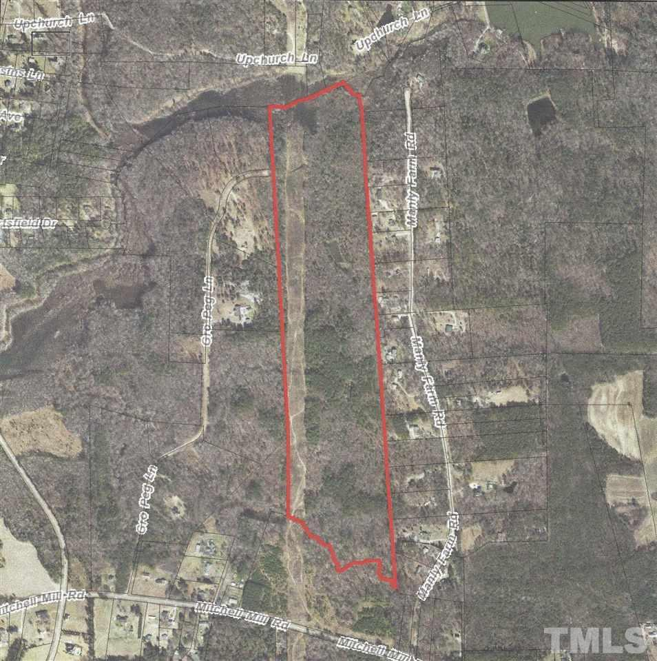 Property for sale at 5333/000 Mitchell Mill Road, Wake Forest,  NC 27587