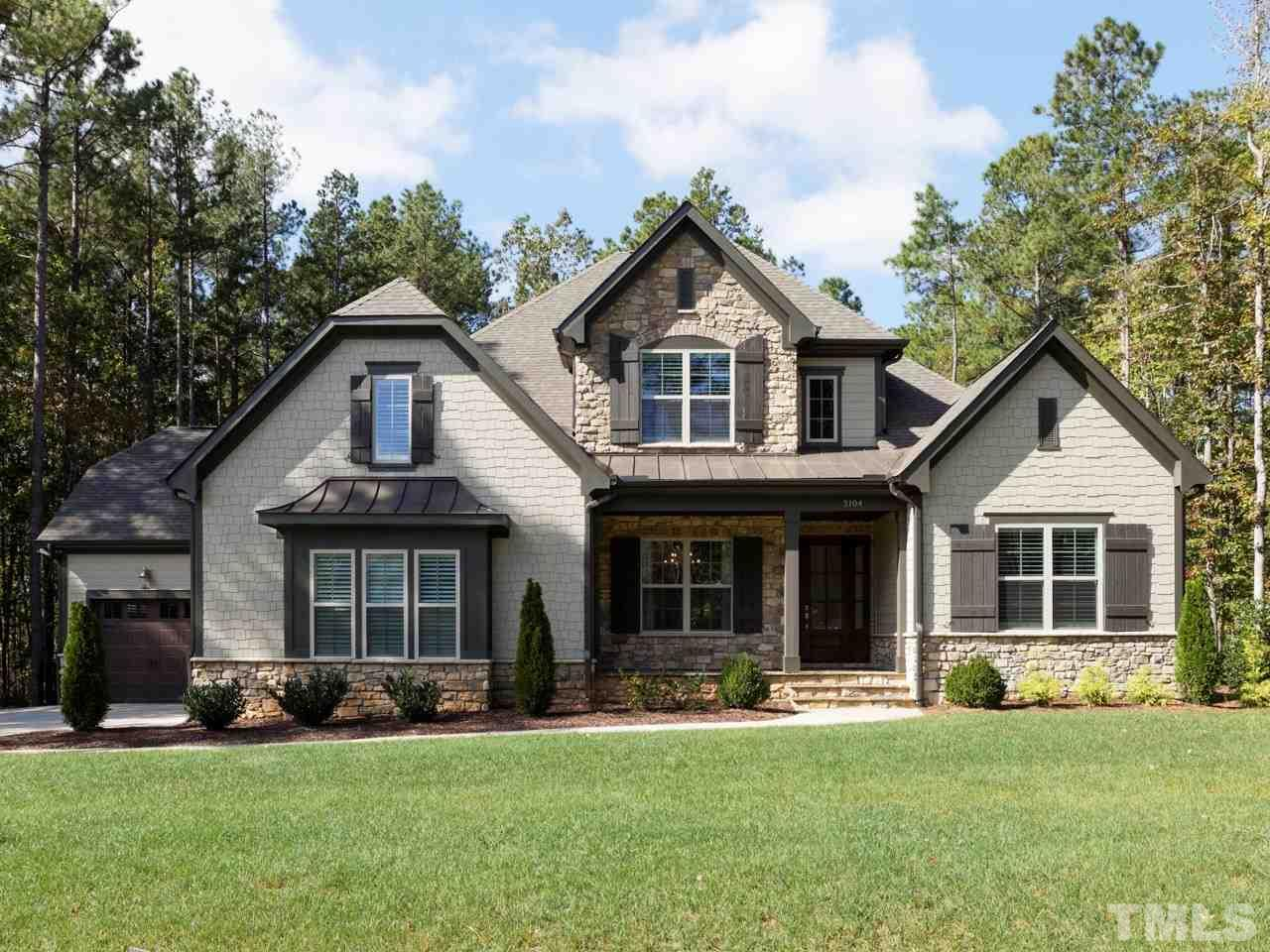 Property for sale at 2104 Blue Haven Court, Wake Forest,  NC 27587