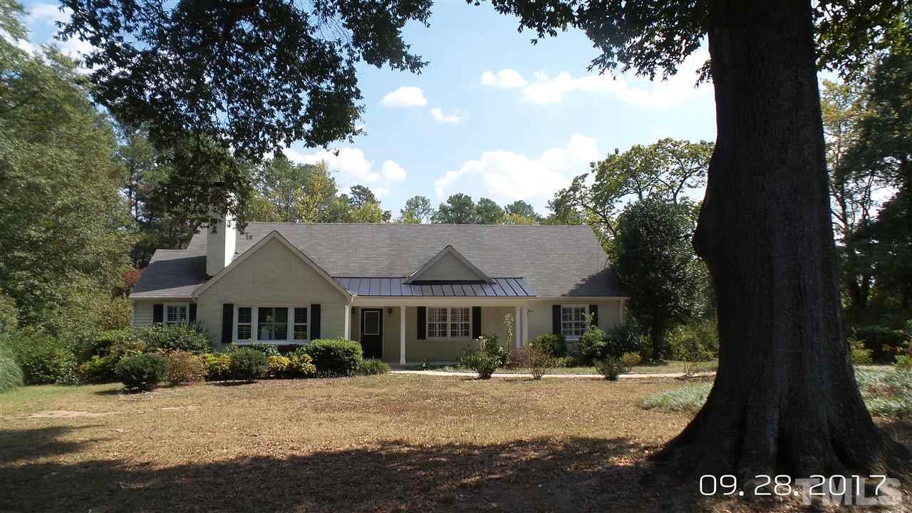 Property for sale at 3603 Hope Valley Road, Durham,  NC 27707