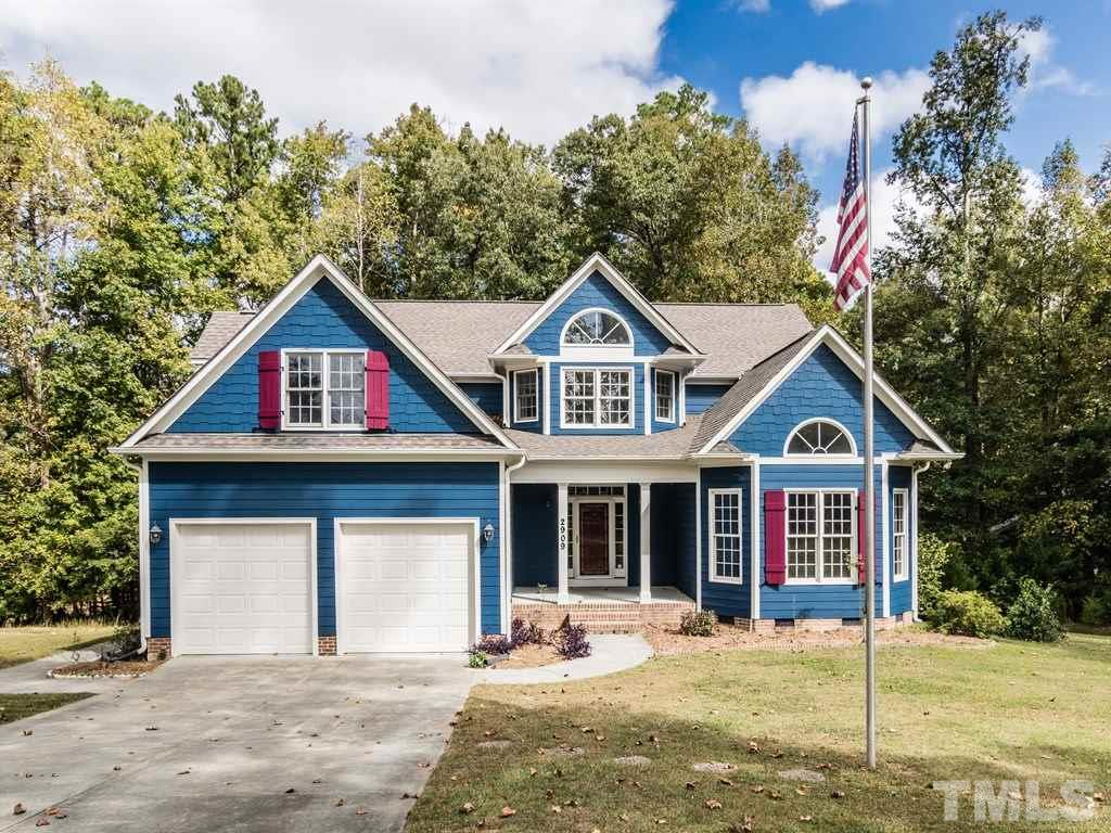 Property for sale at 2909 Horse Shoe Farm Road, Wake Forest,  NC 27587