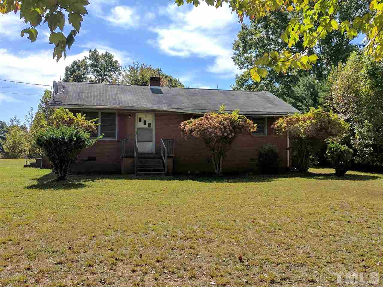 Property for sale at 627 Marshall Graves Road, Yanceyville,  NC 27379