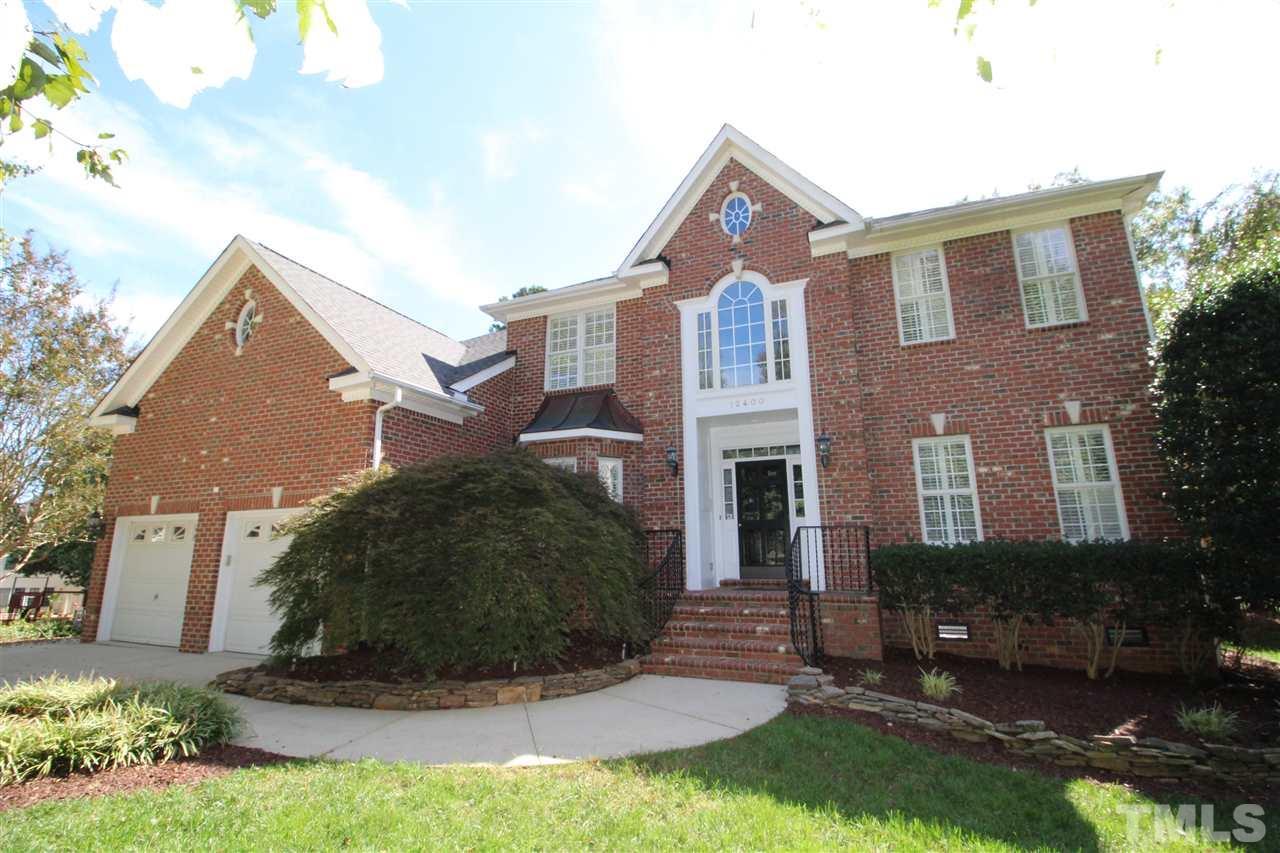 Property for sale at 12400 Brandon Hall Drive, Raleigh,  NC 27614