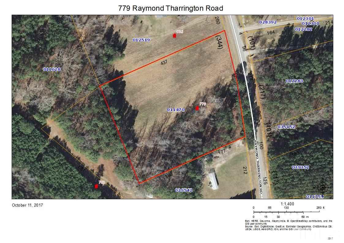 Property for sale at 779 Raymond Tharrington Road, Louisburg,  NC 27549