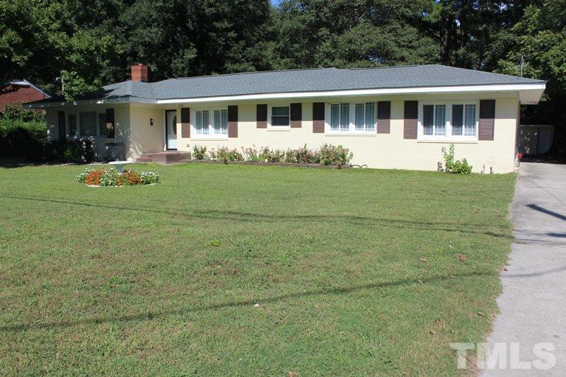 Property for sale at 1744 W Nash Street, Wilson,  NC 27893