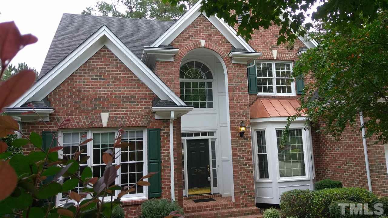 304 Hassellwood Drive Cary - 1
