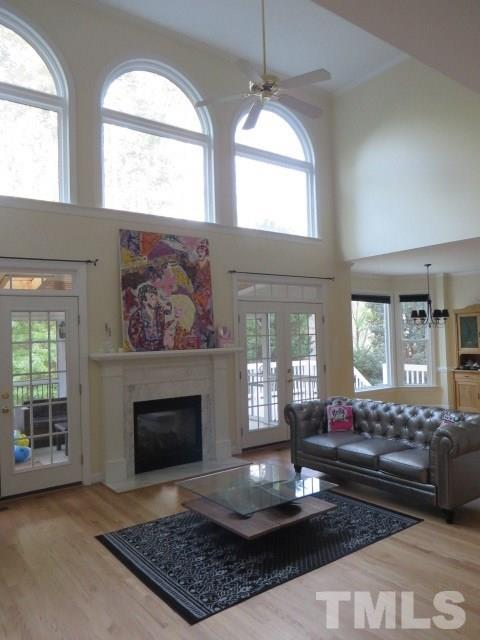 304 Hassellwood Drive Cary - 9