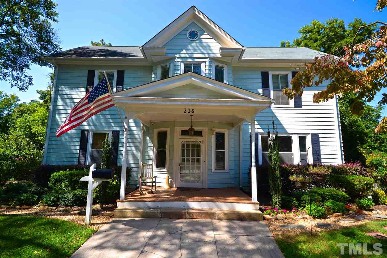 Property for sale at 218 S Main Street, Wake Forest,  NC 27587