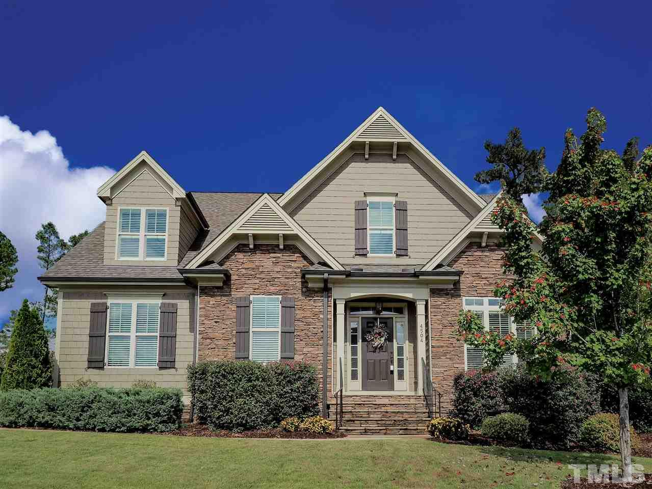 Property for sale at 4504 Heritage Gates Drive, Rolesville,  NC 27571