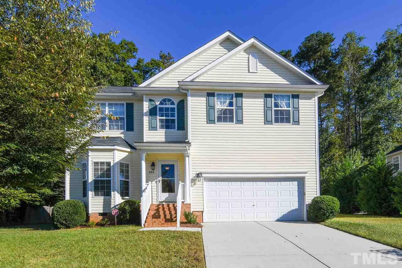 Property for sale at 908 Fulworth Avenue, Wake Forest,  NC 27587