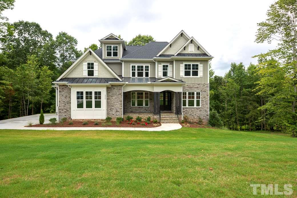 Property for sale at 2025 Reserve Falls Lane, Wake Forest,  NC 27587