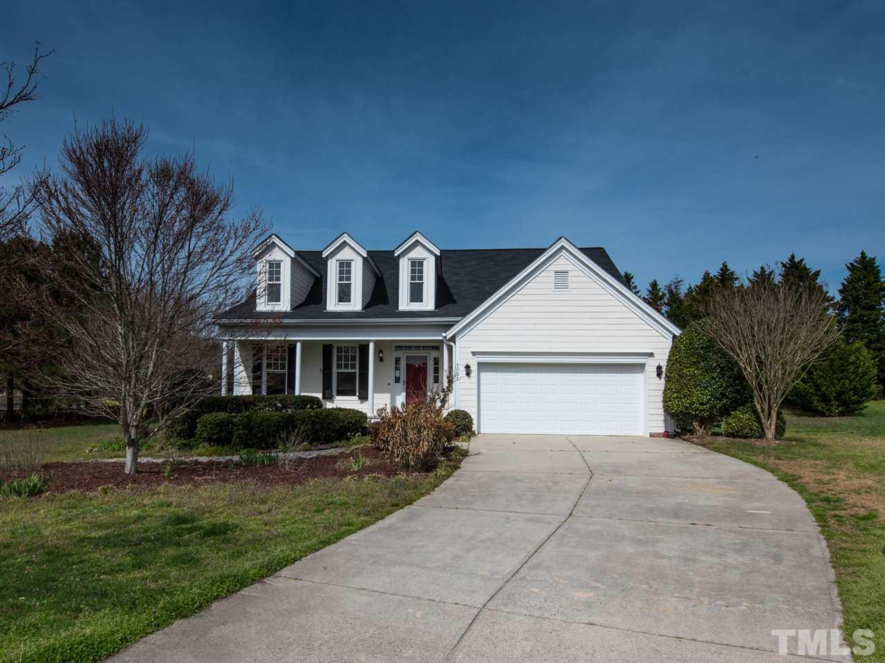1025 TRANSOM COURT, RALEIGH, NC 27603