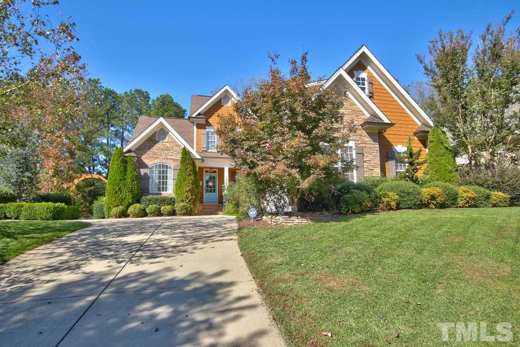 Property for sale at 1205 Heritage Heights Lane, Wake Forest,  NC 27587