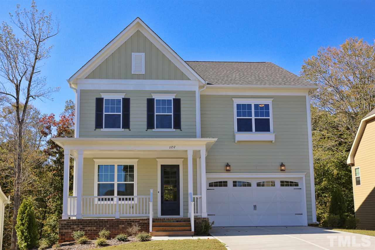 Property for sale at 1157 Woodland Grove Way, Wake Forest,  NC 27587