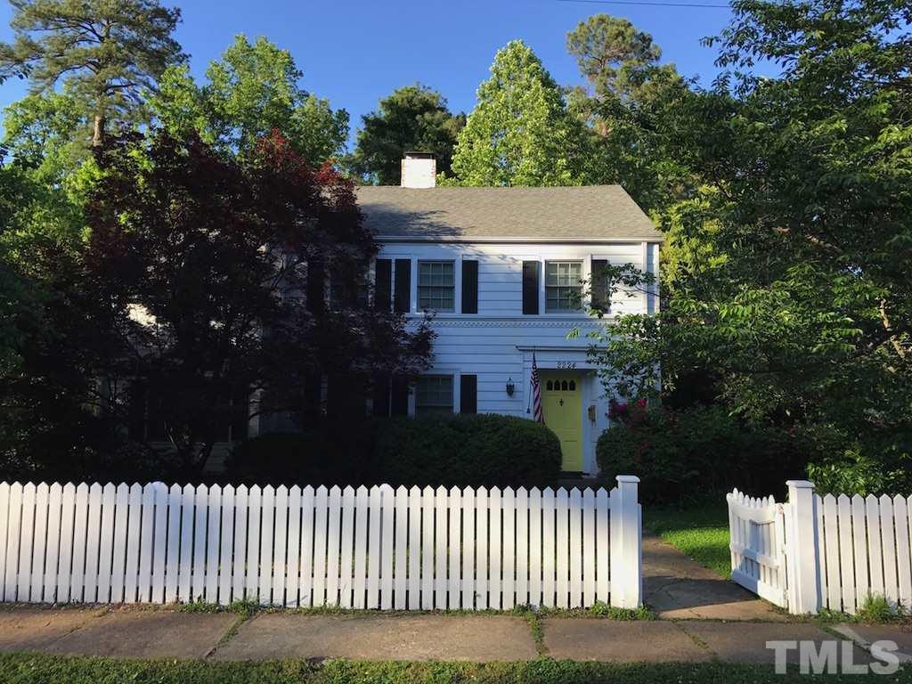Property for sale at 2224 Creston Road, Raleigh,  NC 27608