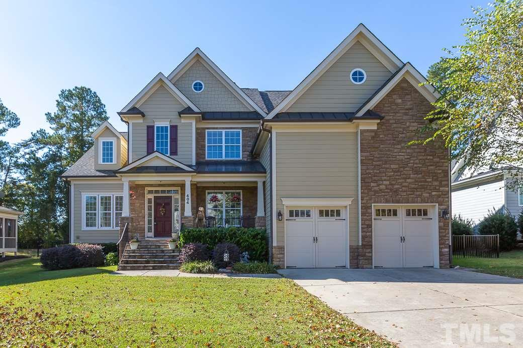 Property for sale at 404 Vodin Street, Wake Forest,  NC 27587