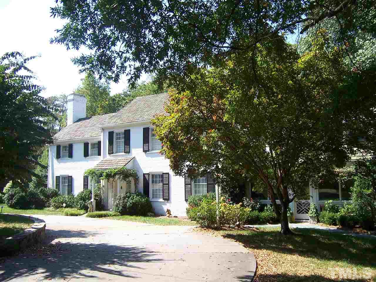 Property for sale at 1809 Chester Road, Raleigh,  NC 27608