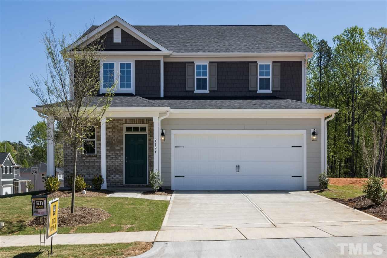 2124 CELLARIUS LANE, CARY, NC 27518