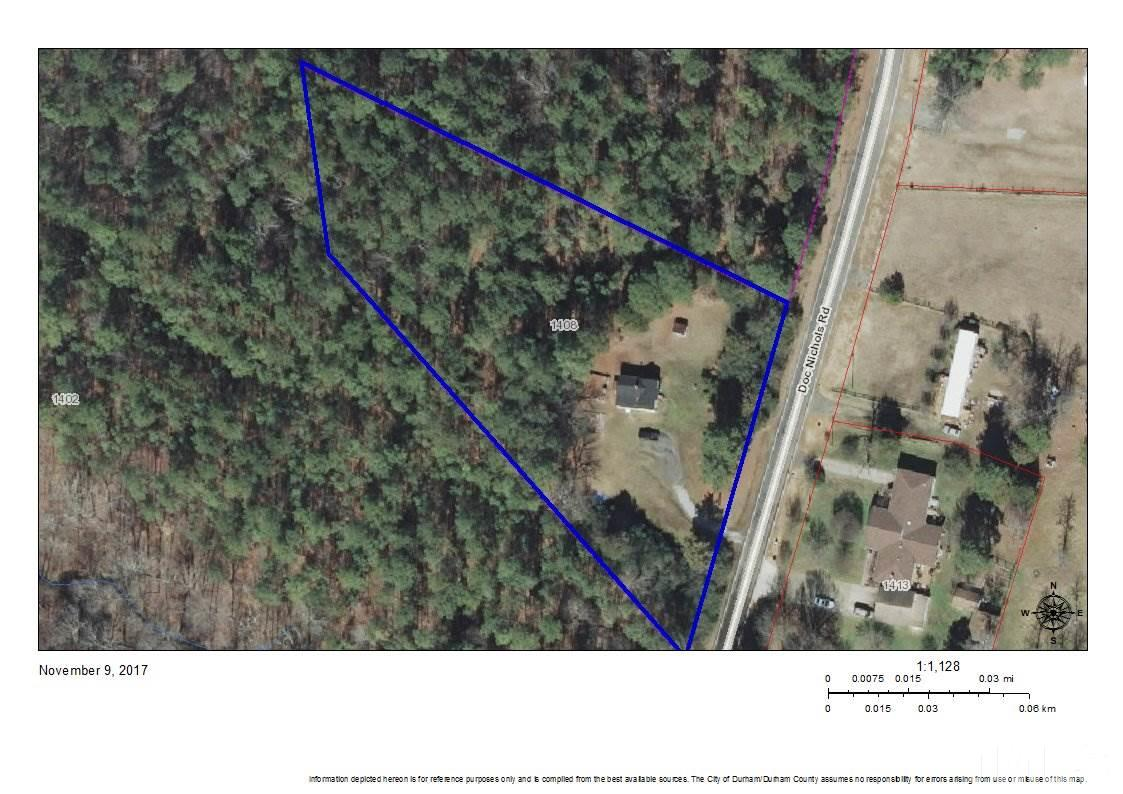 Property for sale at 1408 Doc Nichols Road, Durham,  NC 27703
