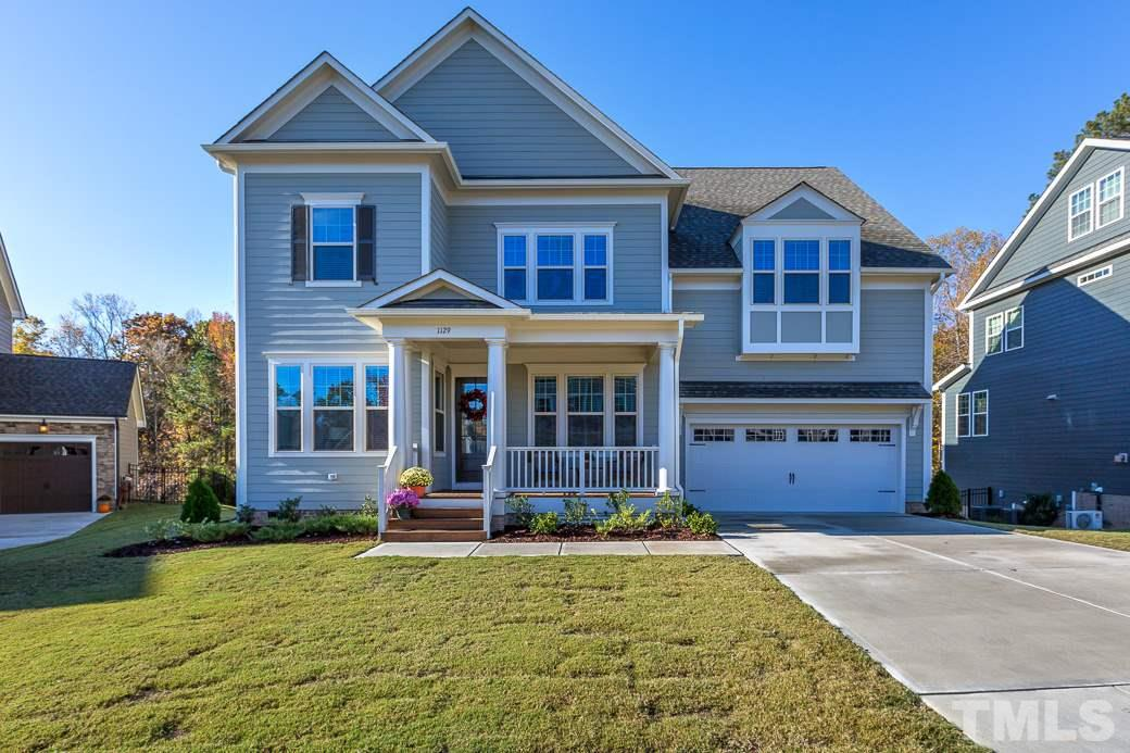Property for sale at 1129 Woodland Grove Way, Wake Forest,  NC 27587