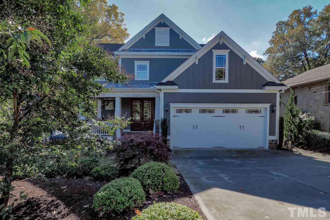 2210 ANDERSON DRIVE, RALEIGH, NC 27608