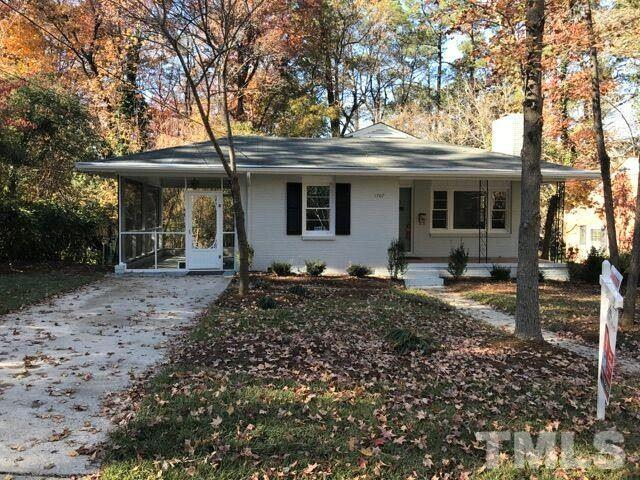 Property for sale at 1707 Delaware Avenue, Durham,  NC 27705