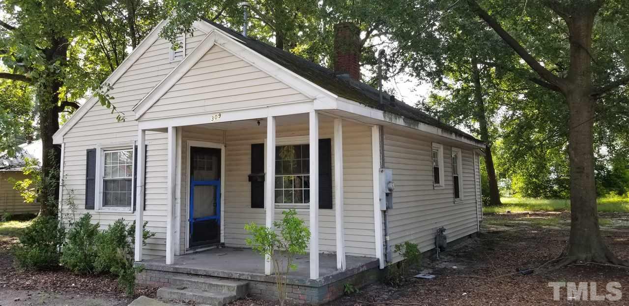 Property for sale at 309 Nashville Road, Rocky Mount,  NC 27803